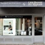 Les Bains du Marais et SkinCeuticals traquent la ride