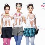 Evian Spa® à la conquête des villes internationales