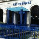 Fermeture provisoire des thermes de Néris-les-Bains