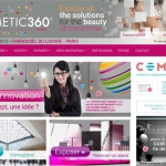 La Cosmetic Valley lance le salon Cosmetic 360