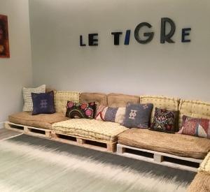 Le Tigre Yoga Club s'implante dans le Marais