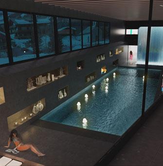 L 39 actu spa bien etre blog archive lever de rideau for Chamonix piscine